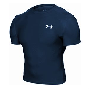 UNDER ARMOUR COMPRESSION SHORT SLEEVES SHIRT HEATGEAR MEN