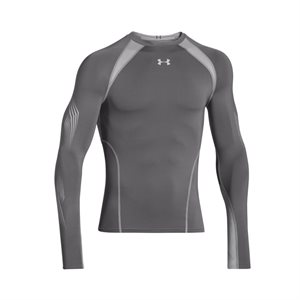 UNDER ARMOUR COMPRESSION LONG SLEEVE SHIRT HEATGEAR GRIP MEN
